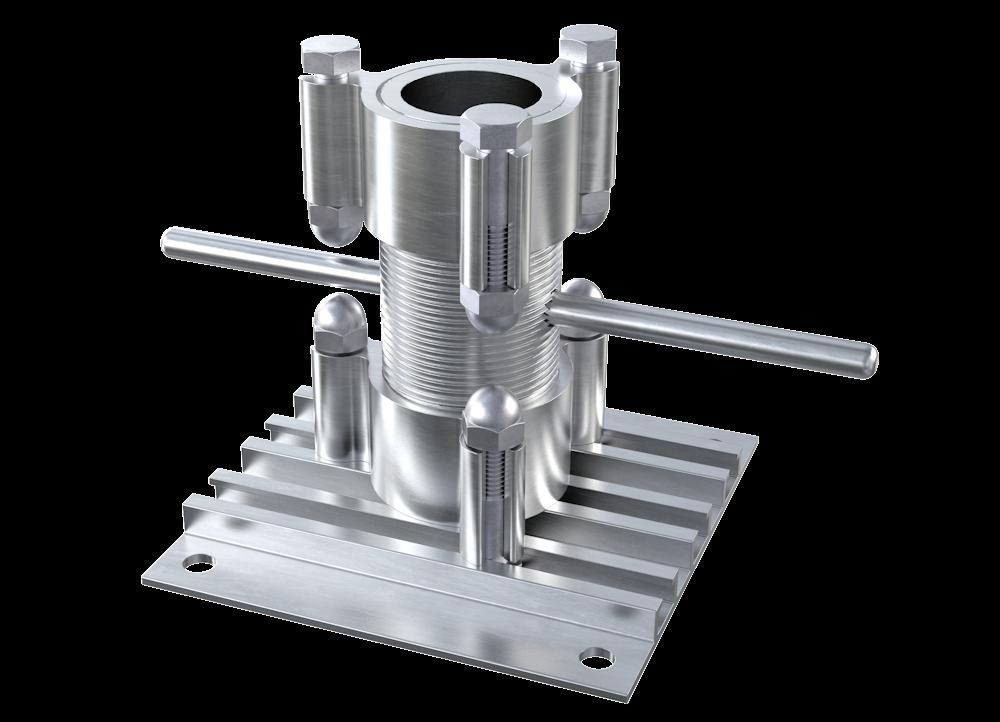 Aluminium Decking Support - Ali-Deck Supa Joist