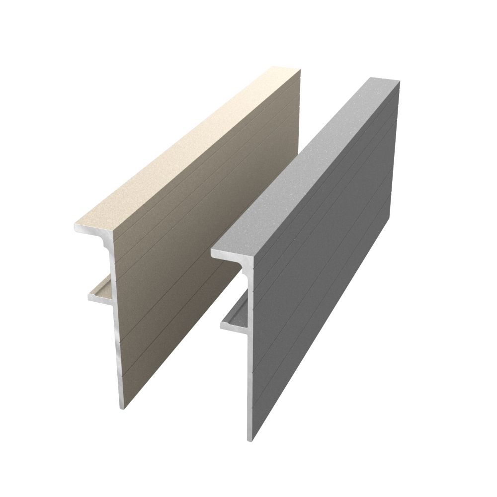 Aluminium Decking Starter Trim
