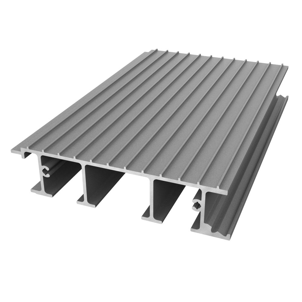 Standard Aluminium Metal Decking Board