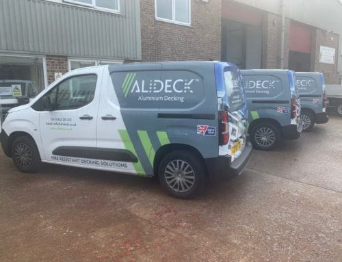 Alideck's New Fleet Of Vehicles