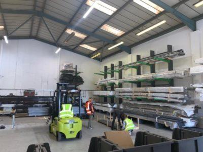 AliDeck Warehouse Facelift