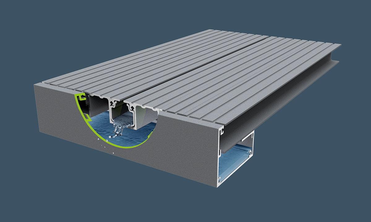 For a Cost-Effective Positively Drained Balcony Solution, Choose AliDeck and our Balcony Drainage System