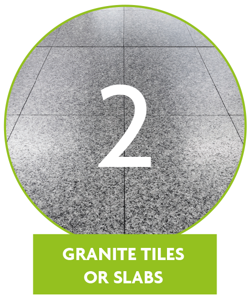 Granite vs Aluminium Metal Decking