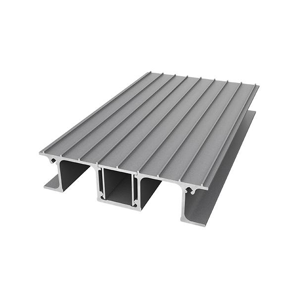 AliDeck Non-combustible Aluminium Metal Decking Senior Balcony Board
