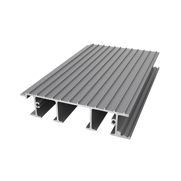 AliDeck Non-combustible Aluminium Metal Decking Standard Interlocking Balcony Board