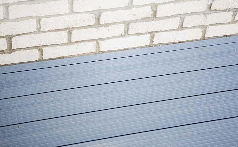 AliDeck Non-Combustible Aluminium Metal Decking Provides A Total Balcony Solution