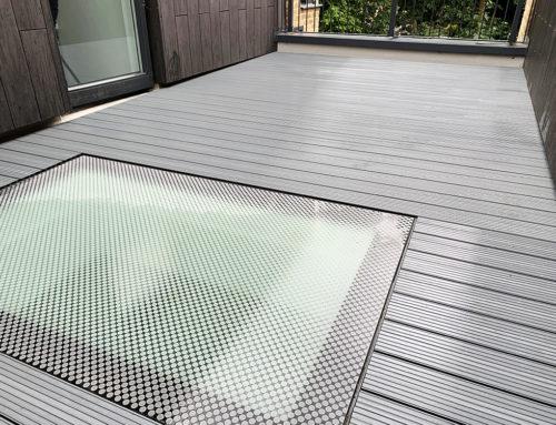Aluminium Balcony Decking, Lewisham: Alu-Installations