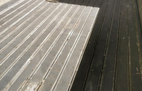 AliDeck Non-Combustible Aluminium Metal Decking Fire Safety Concerns Combustible Timber