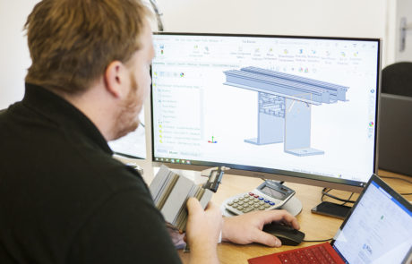 AliDeck Non-Combustible Aluminium Metal Decking Research And Development Design