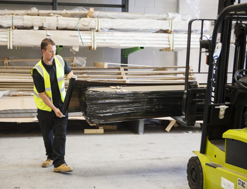 Introducing the AliDeck aluminium decking warehouse team, our centre for stock and delivery