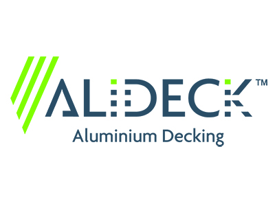 AliDeck Non-Combustible Aluminium Metal Decking Logo