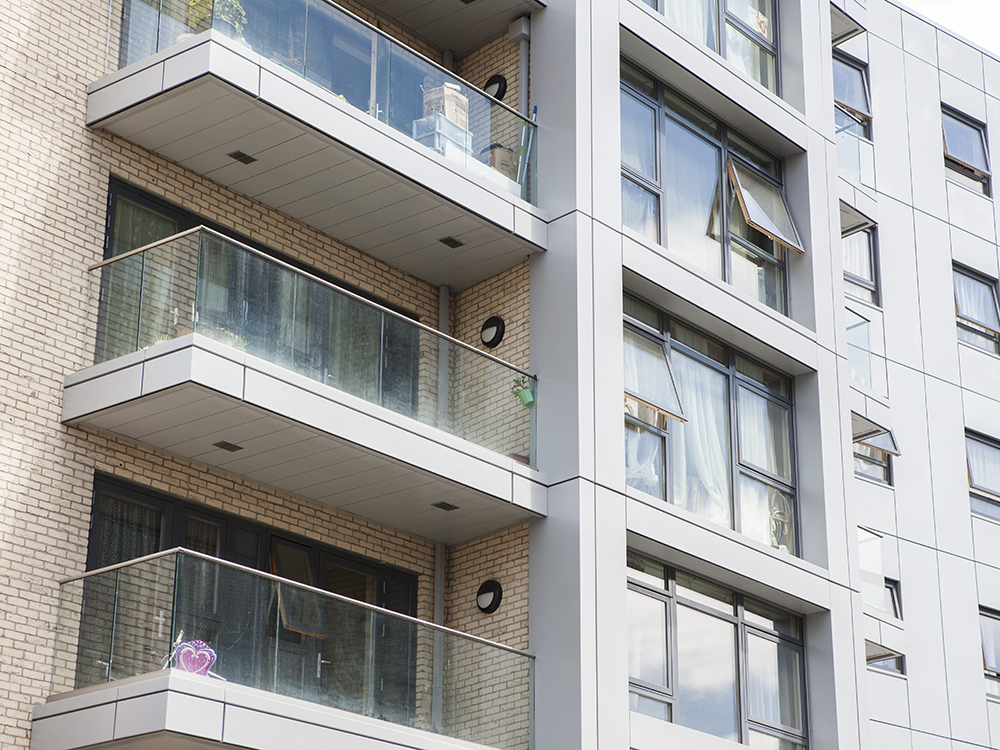AliDeck react to the External Wall Fire Review and EWS1 process with regards impact on balconies
