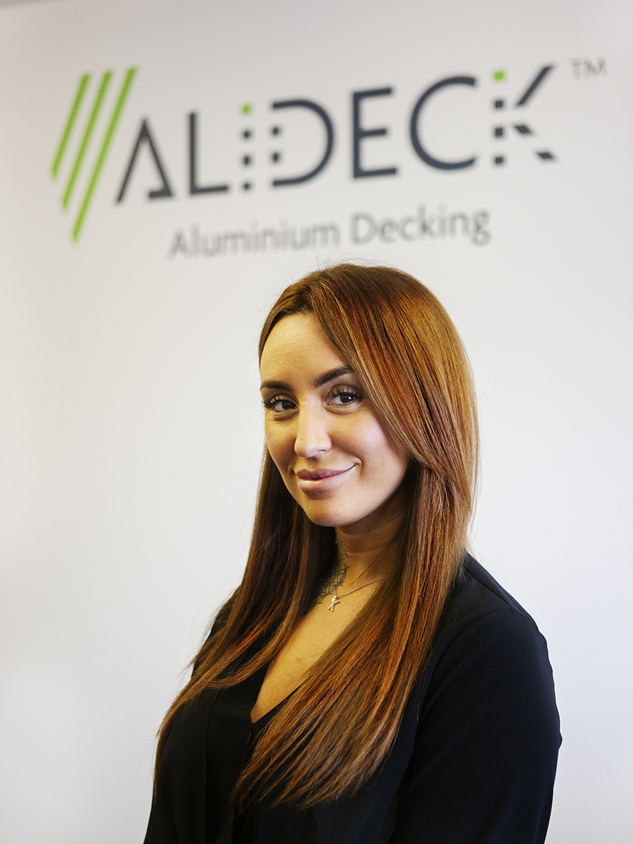 AliDeck Sales & Estimating Manager Promoted To AliDeck Office Manager At Rochester HQ