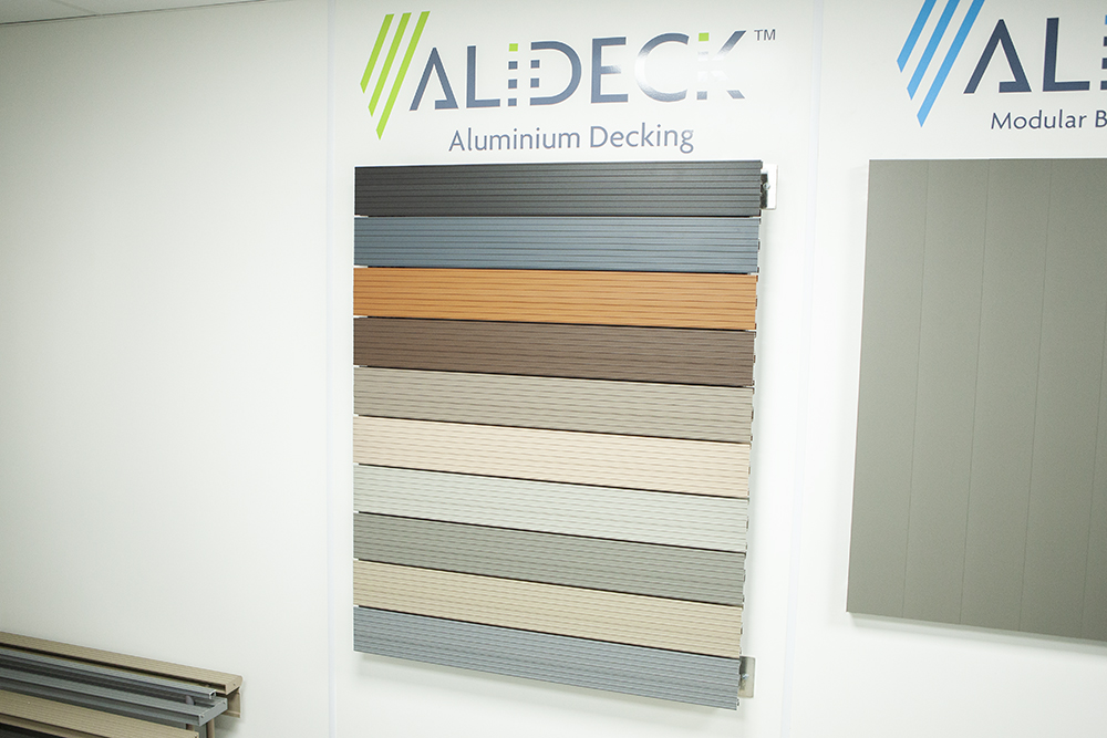 AliDeck-Non-Combustible-Aluminium-Metal-Decking-Standard-Colours-RAL-Samples
