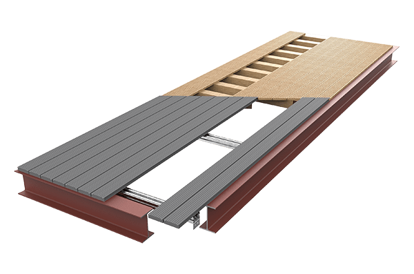 AliDeck Existing Decking Replacement