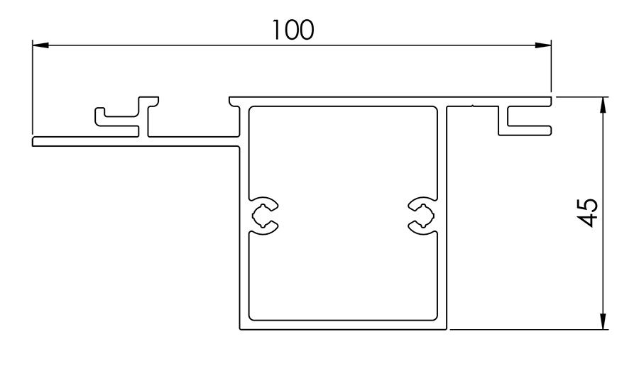 AliClad Decor Balcony Soffit Cladding System