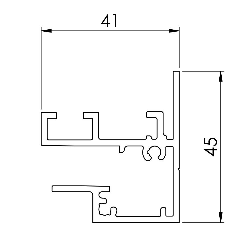 AliClad Flow Balcony Soffit Cladding System