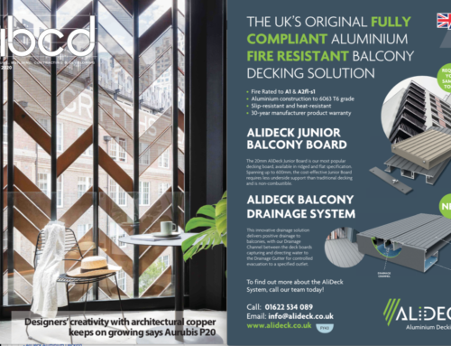 AliDeck Featured in ABC&D's Magazine