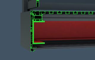 AliClad Flow Cutaway