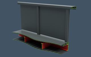 AliRail 3D Cutaway