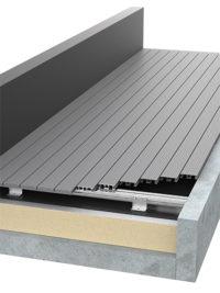 AliDeck Concrete Base Assembly
