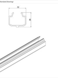 Drainage Channel Standard Drawing