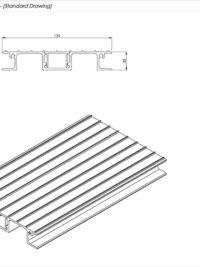 JNR Balcony Board Standard Drawing