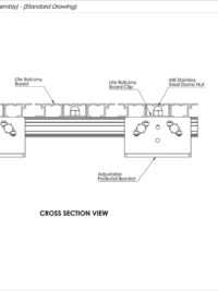 Lite Balcony Board How To Drawing