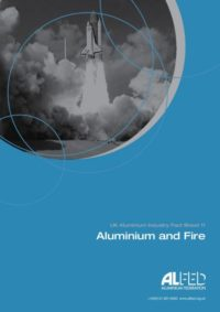 Aluminium Fire Resistance Data Sheets