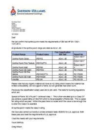 Fire Classification Report