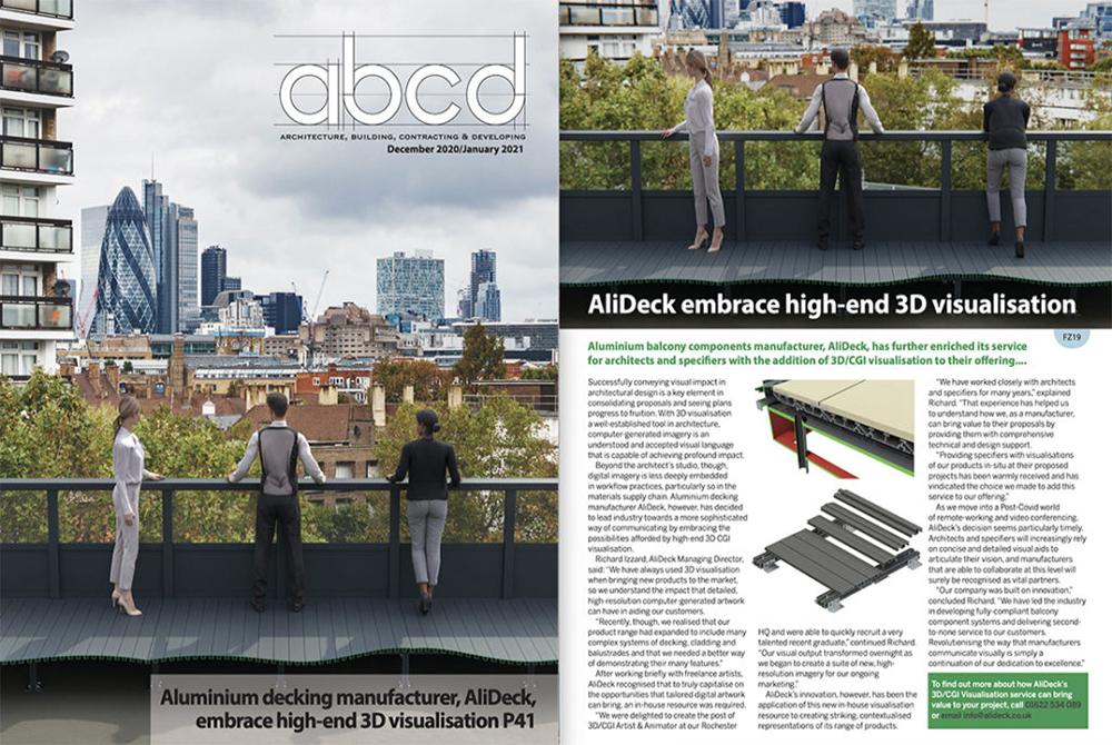 AliDeck ABC&D January 2021