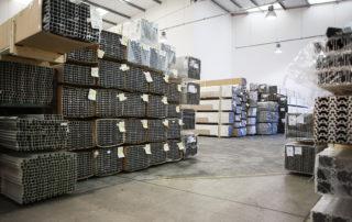 AliDeck Aluminium Balcony Component Systems Stock Material