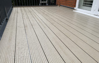 AliDeck Balcony Decking Composite Replacement