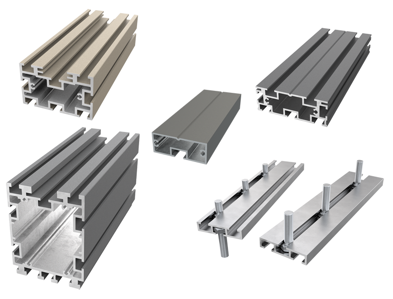 AliDeck Aluminium Decking Joists