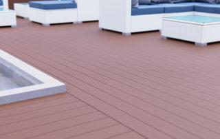AliDeck Aluminium Decking System for Concrete & inset Balconies