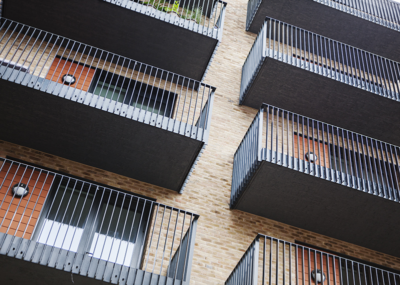 AliDeck for Steel or Concrete & Inset Balconies