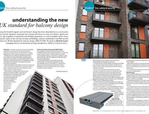 AliDeck Featured in the June 2021 issue of ABC&D Magazine