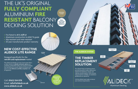 AliDeck Housing Specification Magazine April May 2021