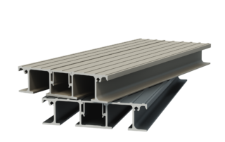 AliDeck Aluminium Metal Decking Board