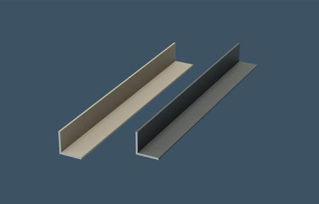 AliDeck Aluminium Metal Decking All 30mm Angle Trims Accessories