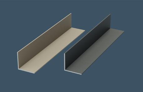 AliDeck Aluminium Metal Decking All 50mm Angle Trims Accessories