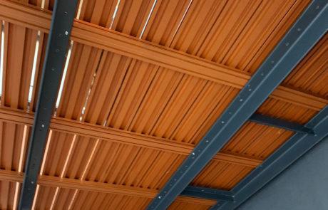 AliDeck Aluminium Balcony Decking Refurbishment Project Farringdon