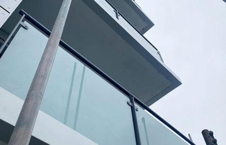 AliDeck Aluminium Decking Balcony Refurbishment Stratford London ArielMet