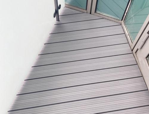 Aluminium Decking East London Fire Safety Remediation