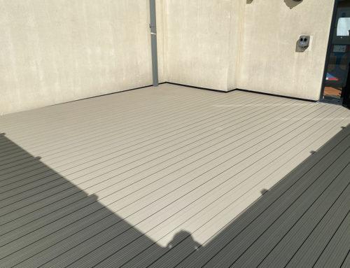 Aluminium Decking Nelson Lancashire Terrace Decking Installation