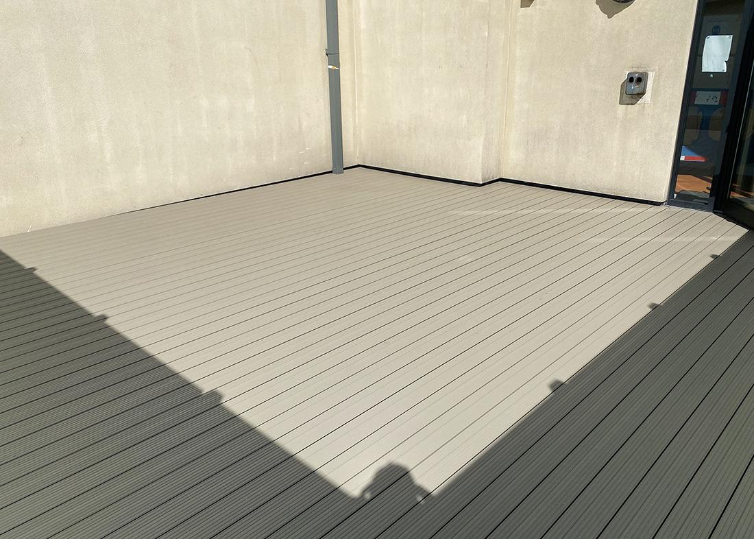AliDeck Aluminium Terrace Decking Installation Leeds JB Project Services Ltd
