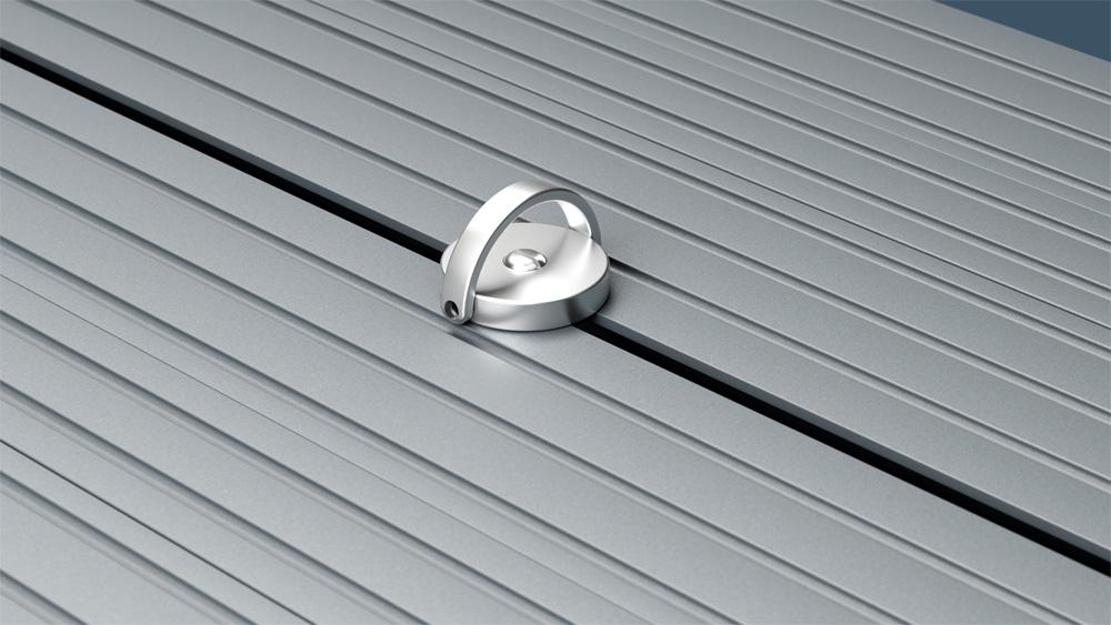 AliDeck Aluminium Decking Tie Down Anchor Accessories